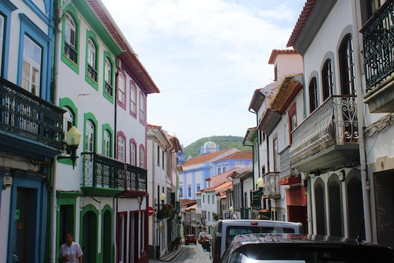 Centro de Angra do Heroismo (Terceira)