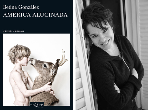 América alucinada (Betina González) mixta