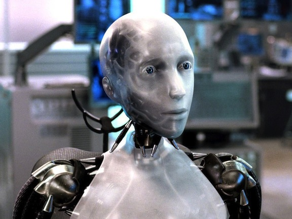 Imagen de 'Yo robot' 2