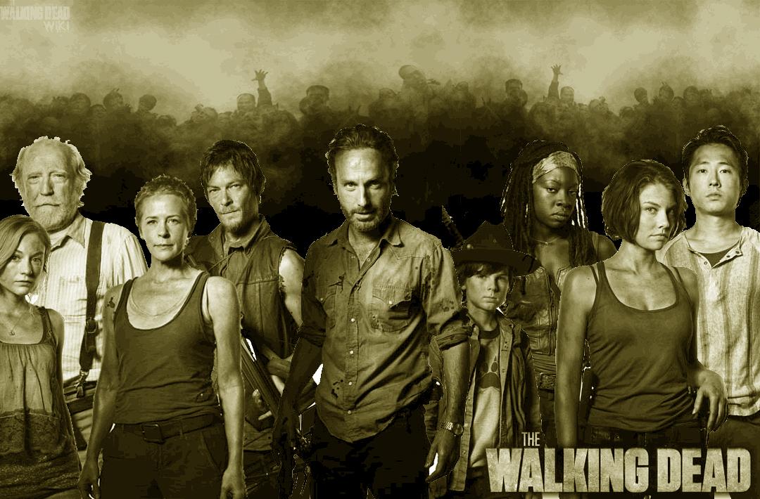 The Walking Dead: el 13 de octubre, la cuarta temporada - El Corso ...