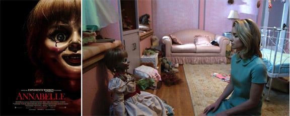 Annabelle (2014) mixta