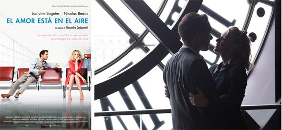 El amor está en el aire (2014) mixta