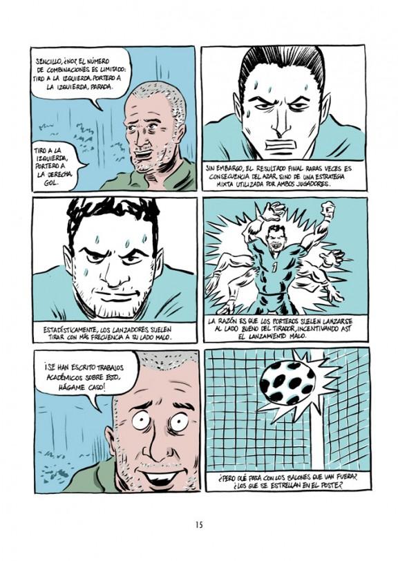 Fútbol - Novela gráfica 2