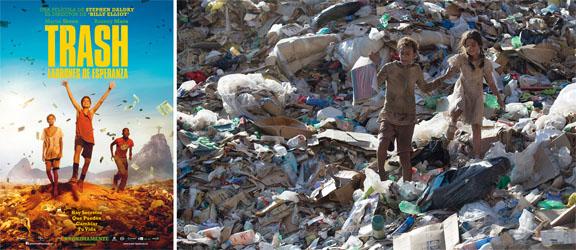 Trash (2014) mixta