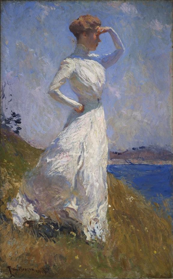 Bajo el Sol (1909) - Frank W Benson