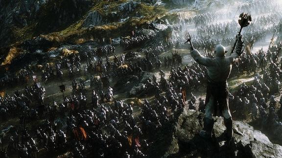 Batalla de los Cinco Ejércitos