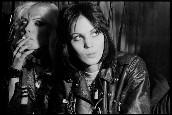 Joan Jett joven
