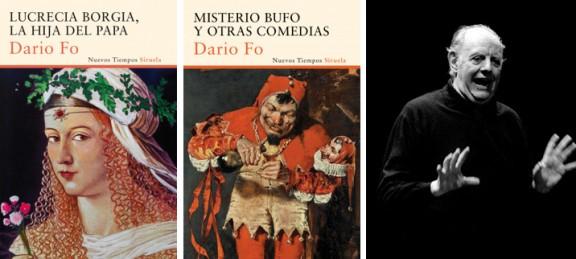 Libros de Darío Fo