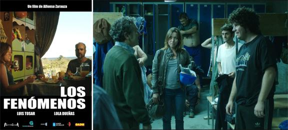 Los Fenómenos (2014) mixta