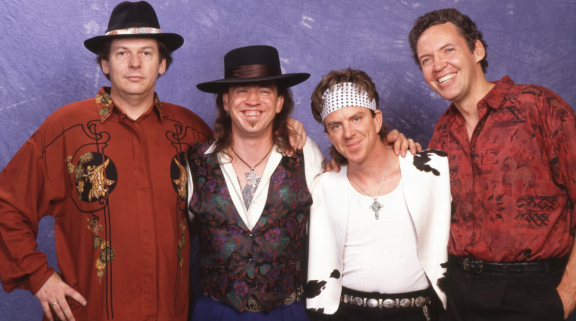 The Steve Ray Vaughan Band
