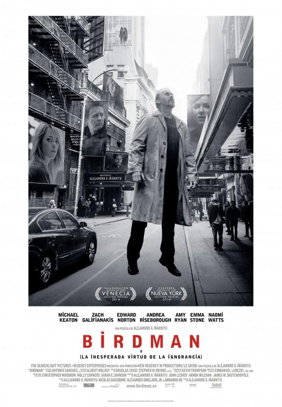 Birdman (Poster)