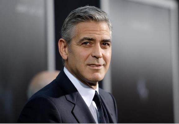 George Clooney, premio Cecil B De Mille