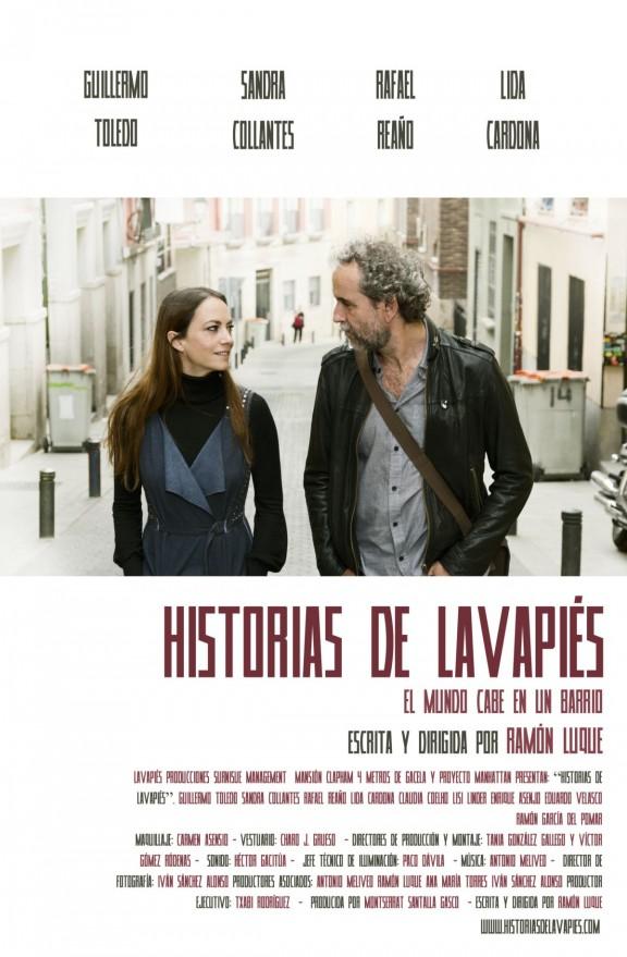 Historias de Lavapiés (Cartel)