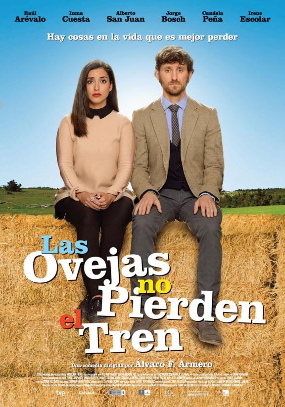 Las ovejas no pierden el tren (cartel)