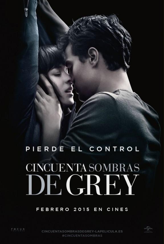Cincuenta sombras de Grey (Cartel)