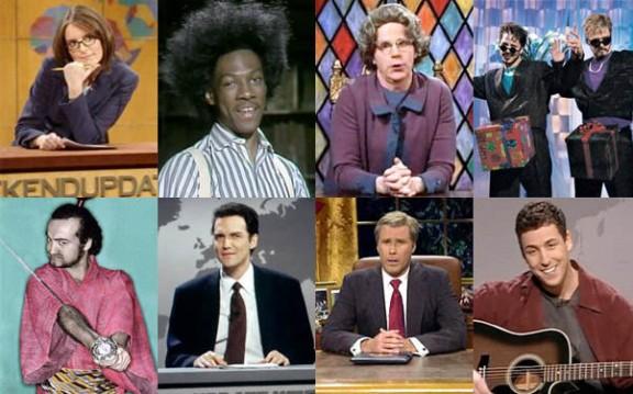 Estrellas de SNL