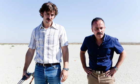 Isla Minima Una pelicula de Alberto Rodriguez Produccion Atipica Films