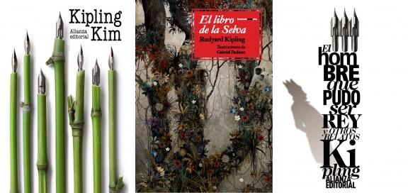 Libros Kipling mixta