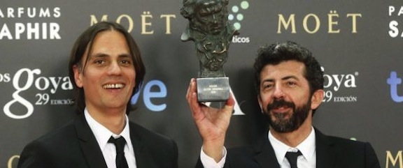 Rafael Cobos y Alberto Rodríguez