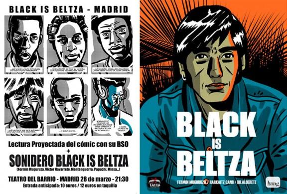 Black is Beltza mixta