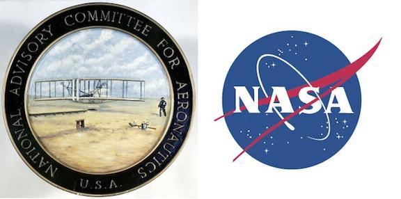 NACA-NASA 100 años