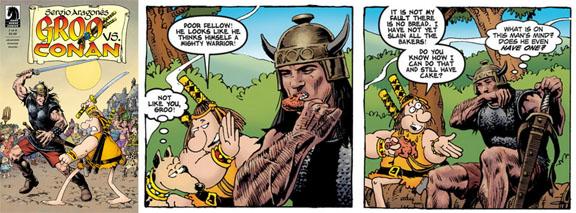 Groo vs Conan mixto