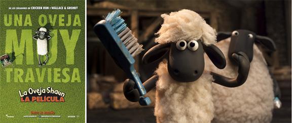 La oveja Shaun (2015) mixta