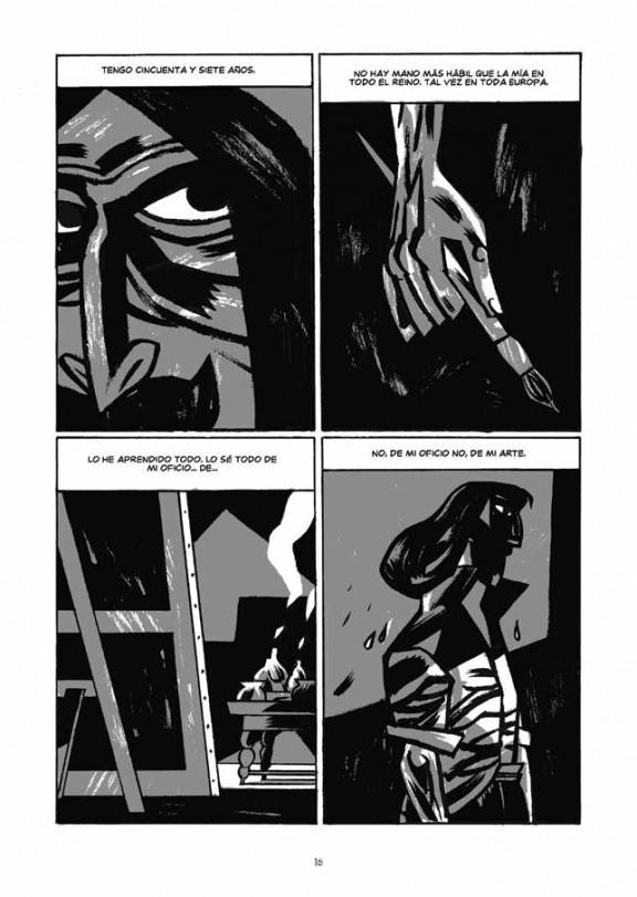 Las Meninas 2- comic