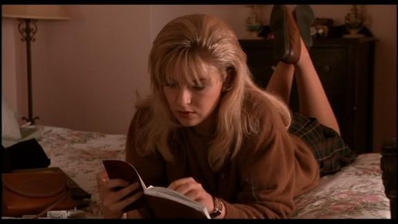 Laura Palmer en 'Fuego, Camina Conmigo'