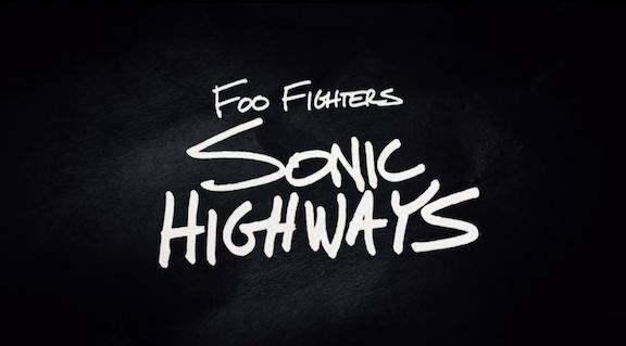 Logo de Sonic Highways