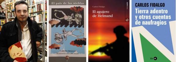 Libros de Carlos Fidalgo