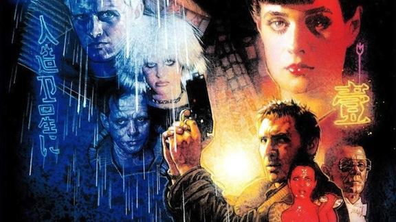 Blade Runner poster antiguo