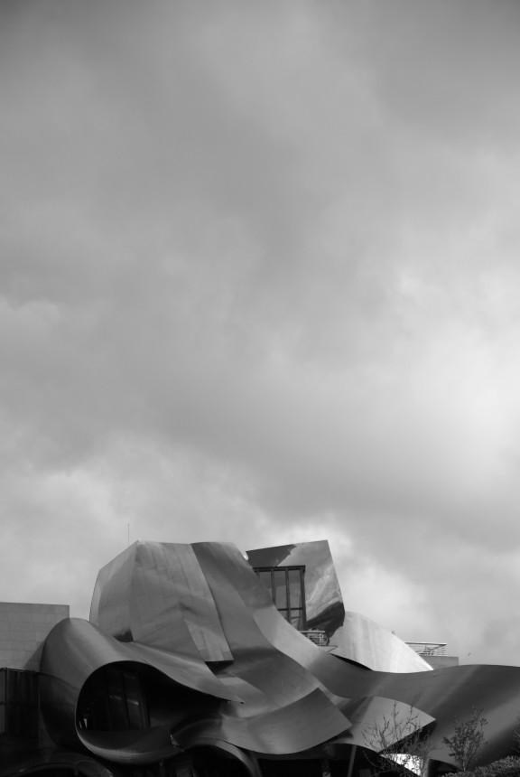 Hotel de las bodegas Marqués de Riscal diseñado por el arquitecto Frank O. Gehry