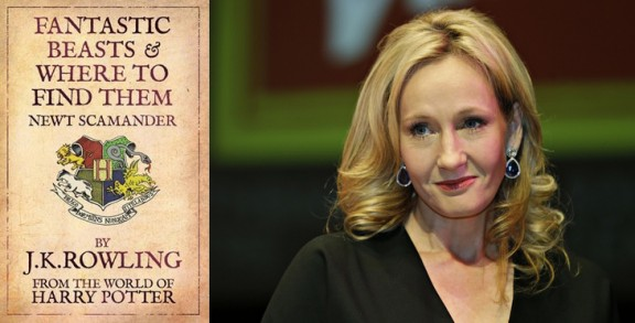 JK Rowling - Fantastic Beasts and where to find them