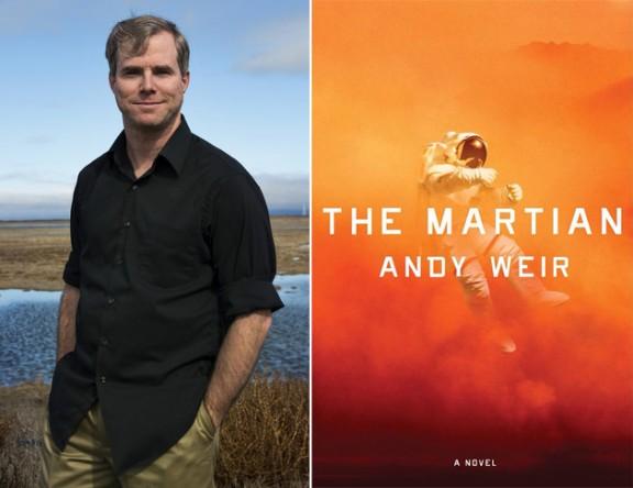 The Martian - Andy Weir mixta