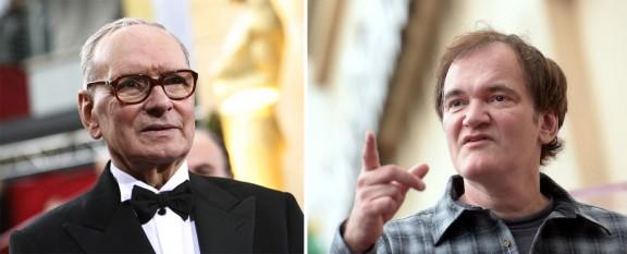 Ennio Morricone - Quentin Tarantino