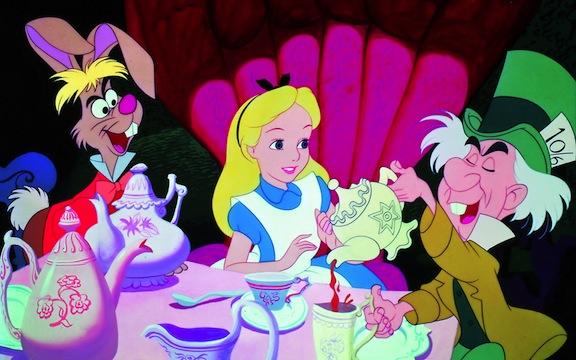 La Alicia de Disney