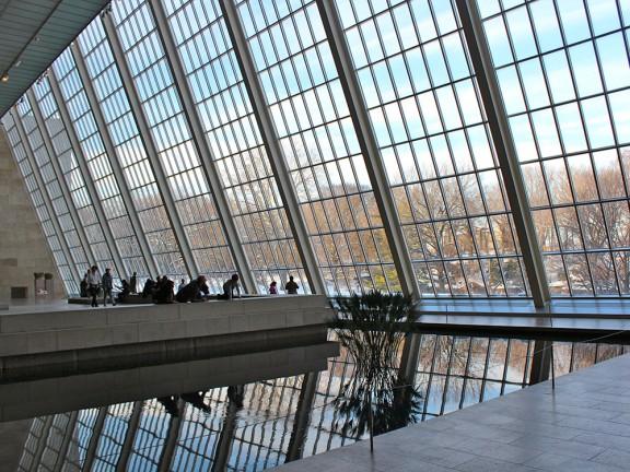 Metropolitan Museum en Nueva York  - Interior