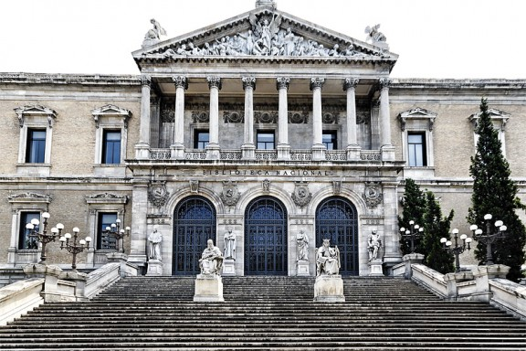 Biblioteca Nacional copia
