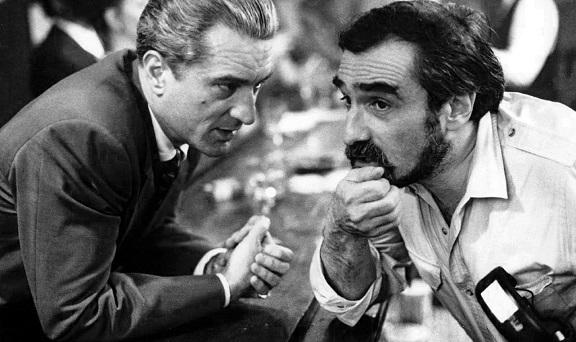 De Niro y Scorsese