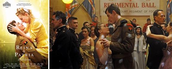 Reina y Patria (2015) mixta