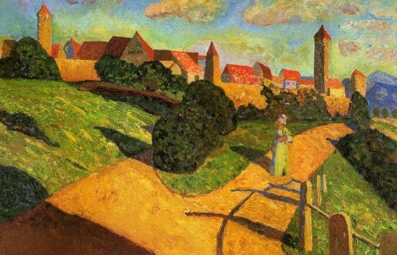 Alte Stadt II (1902)