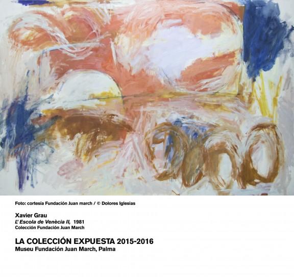 Xavier Grau_L'Escola de Venècia II_1981-1