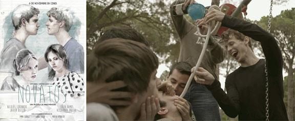 Novatos (2015) mixta