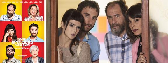 Ocho apellidos catalanes (2015) mixta