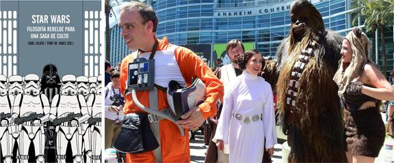 Star Wars Filosofía rebelde para una saga de culto - VVAA (2015)