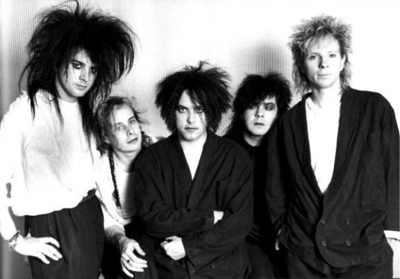 The Cure en 1985
