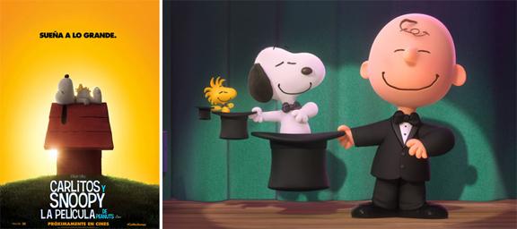 Carlitos y Snoopy (2015) mixta