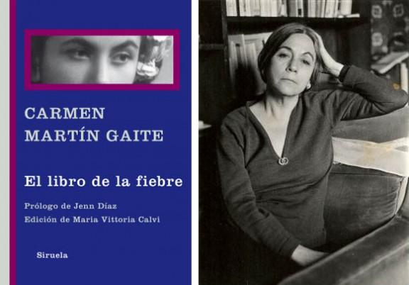 El libro de la fiebre (Carmen Martín Gaite)