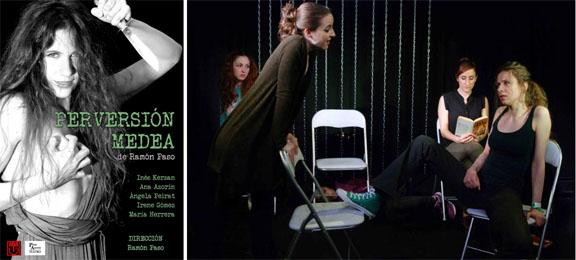 Perversión Medea (obra teatro 2016)